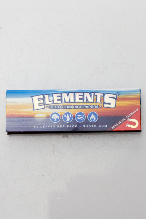 Elements Rice smoking Papers - Bong outlet Canada