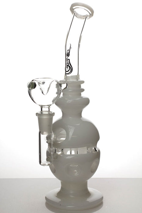 "10"" Recycled bubbler with shower head diffuser - One wholesale Canada"