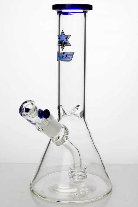 "9"" NG glass shower head diffuser water bongs - Bong outlet Canada"