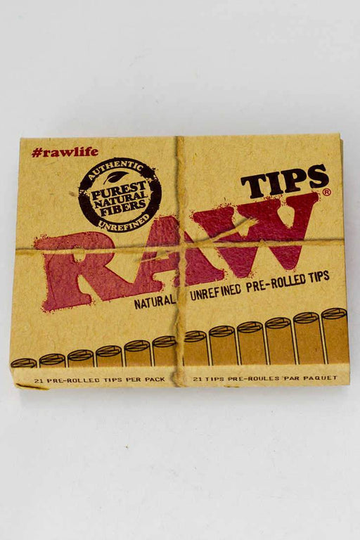 Raw Rolling paper pre-rolled filter tips - One wholesale Canada