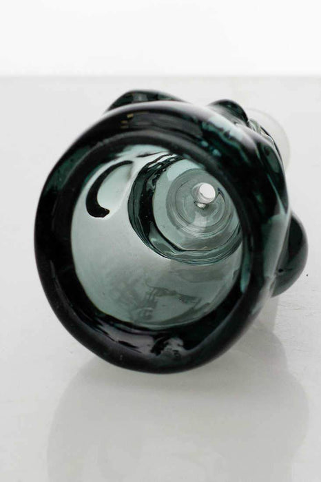 Skull shape glass large bowl - One wholesale Canada