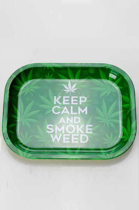 Smoke Arsenal Rolling mini Tray - Bong outlet Canada