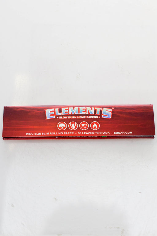 Elements Sugar gum rolling papers - Bong outlet Canada