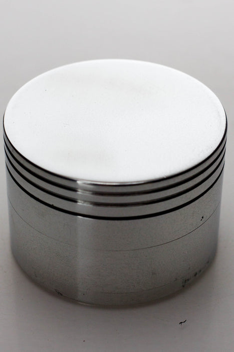 Aluminium precision cutting 4 parts Herb grinder - Bong outlet Canada