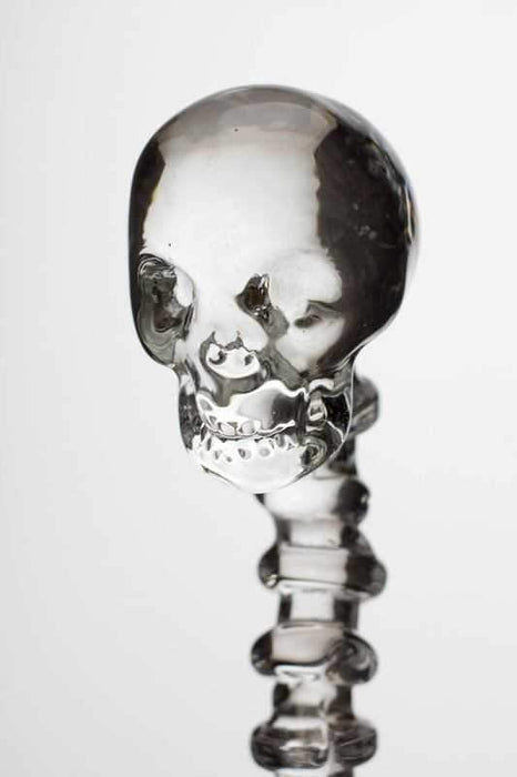 Skull Shape Glass Dabber - One wholesale Canada