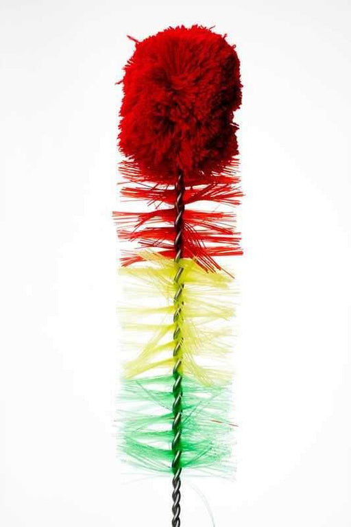 "16"" Nylon tube rasta brush - One wholesale Canada"