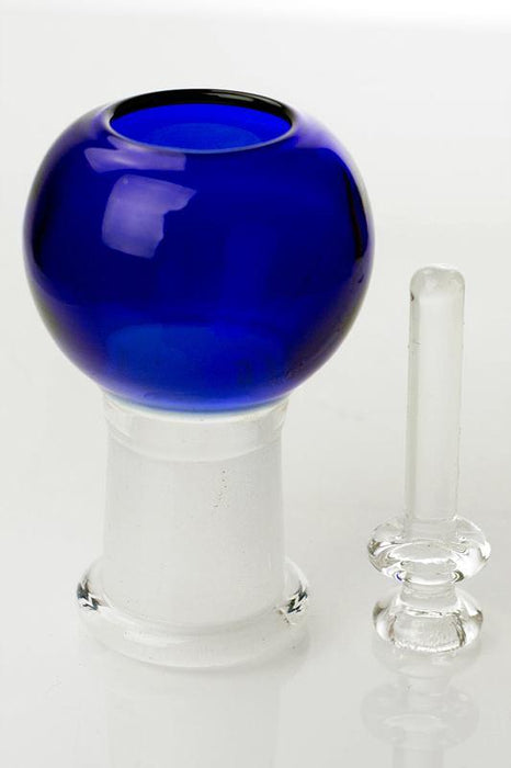Quartz Nail and vapor dome set for male joint - Bong outlet Canada