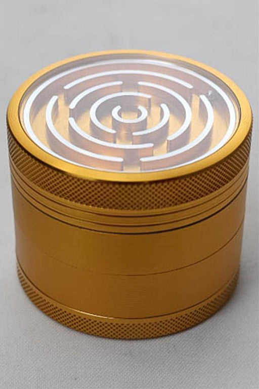 Genie metal ball maze  aluminium grinder - One wholesale Canada