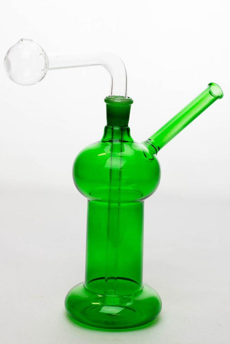 "7"" Oil burner water pipe Type D - Bong outlet Canada"