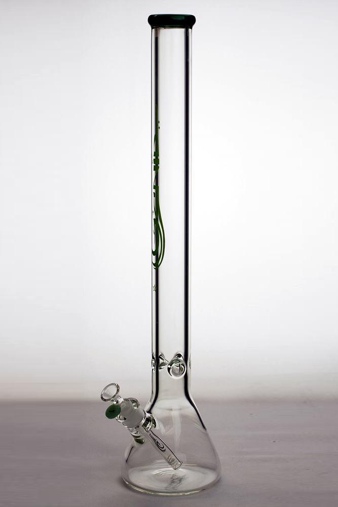 "24"" genie 9 mm classic beaker bong - One wholesale Canada"