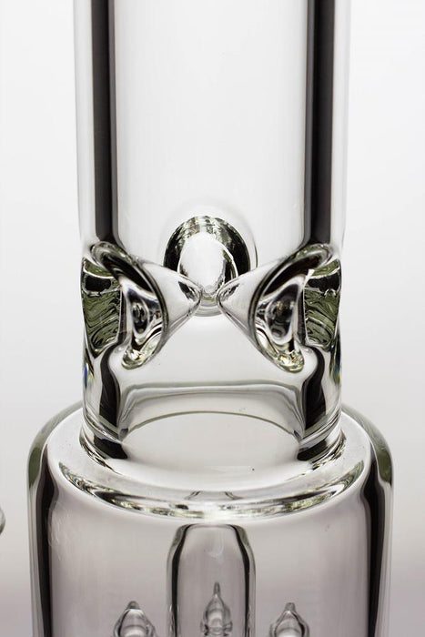 14 in. missile diffuser 9 mm glass water bong - One wholesale Canada
