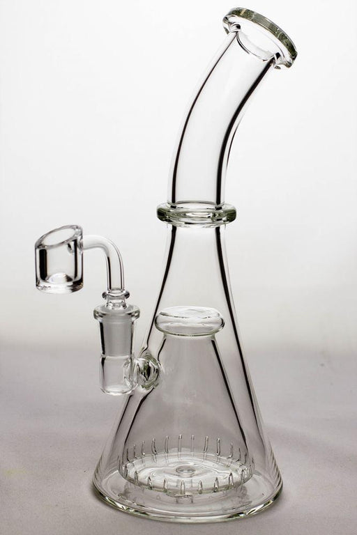 "9.5"" pyramid diffuser  bubbler with a banger - One wholesale Canada"
