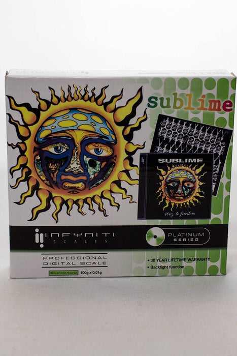 Infyniti Sublime SUCO-100  scale - One wholesale Canada