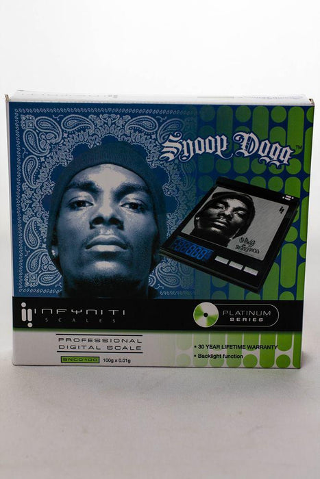 Infyniti Snoop Dogg SNCO-100  scale - Bong outlet Canada