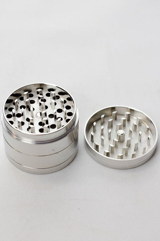 4 parts infyniti metal herb grinder - Bong outlet Canada