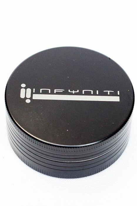 2 parts infyniti metal herb grinder - Bong outlet Canada