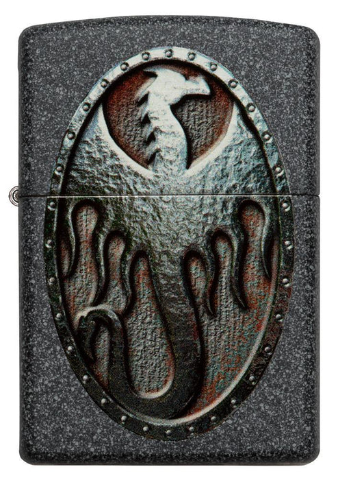 Zippo 49072 Metal Dragon Design - One wholesale Canada