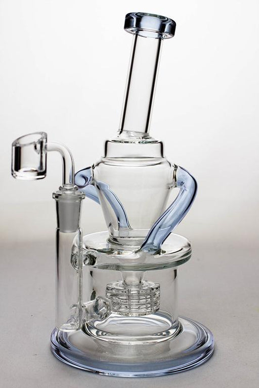 "10"" Barrel-diffuser double tube recycled rig - One wholesale Canada"