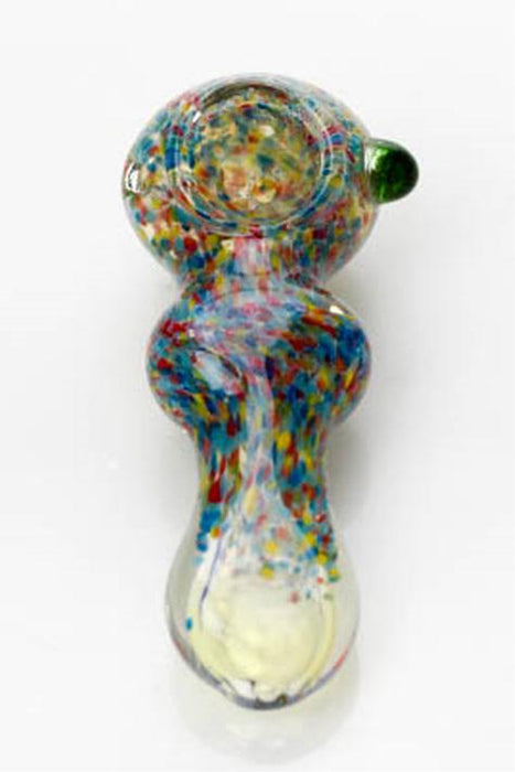 "4"" soft glass 5206 hand pipe - One wholesale Canada"