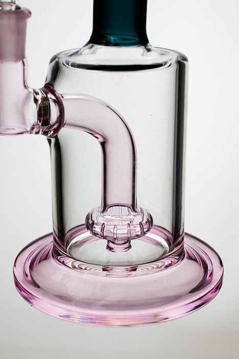 "10"" Genie two tone rig with a shower head diffuser - One wholesale Canada"