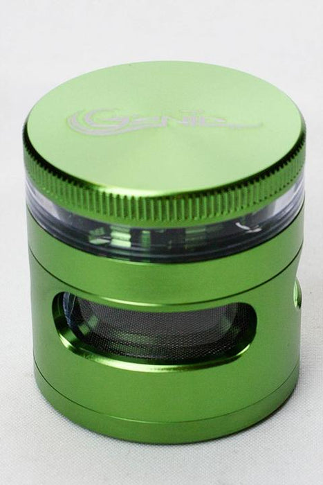 4 parts Genie side window large aluminium grinder - One wholesale Canada