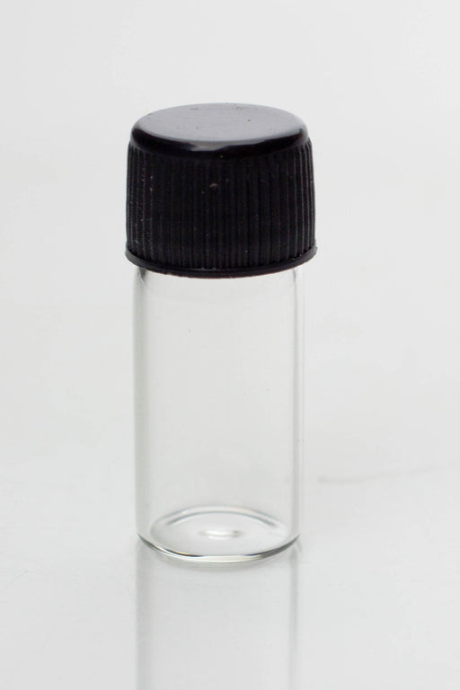 2.5 ml 144-Piece Glass Vials - One wholesale Canada
