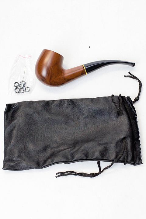 Quality Plastic Smoking Tobacco Pipe FP106 - One wholesale Canada
