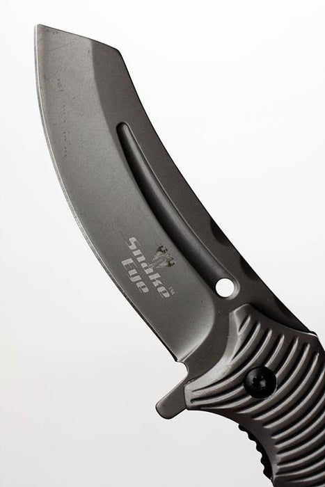 Snake Eye outdoor rescue hunting knife SE5037GY - One wholesale Canada