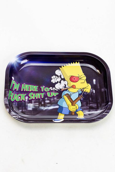 Smoke Arsenal Mini Rolling Tray
