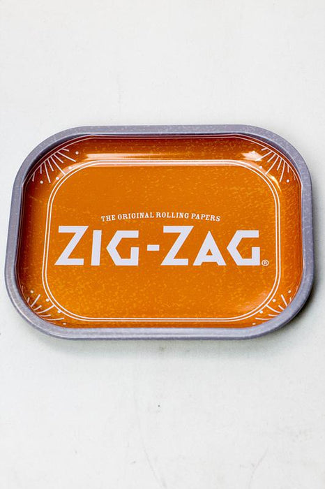 Zig Zag Mini Metal Rolling tray