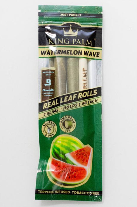 King Palm Hand-Rolled flavor slim Leaf