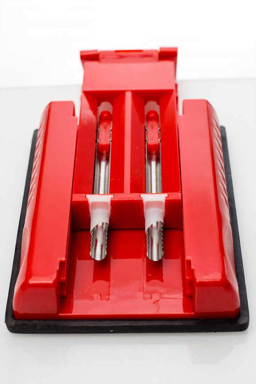 Double Tube Injector Cigarette Maker Rolling Machine - Bong outlet Canada