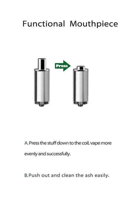 Yocan Evolve D Plus vape pen - One wholesale Canada