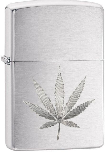 Zippo 29587 Leaf Design Engrave - One wholesale Canada