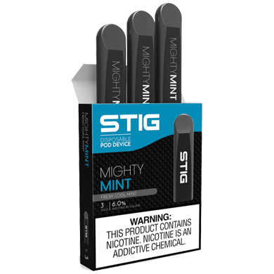 STIG disposable pod by VGOD - One wholesale Canada