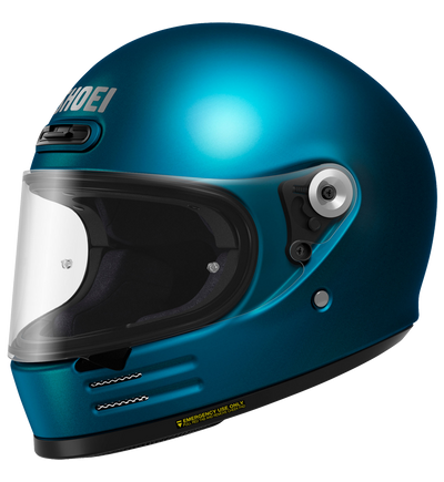 Shoei Glamster Laguna Blue Full Face Helmet