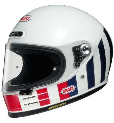 Shoei Glamster Resurrection TC10 Full Face Helmet