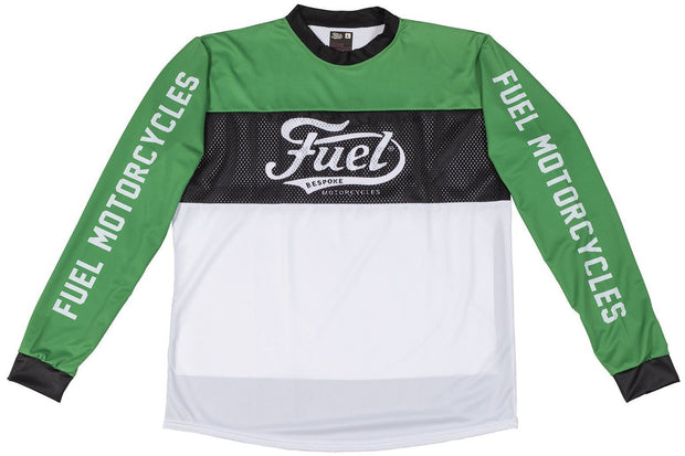 "Fuel ""TURN-LEFT"" JERSEY"