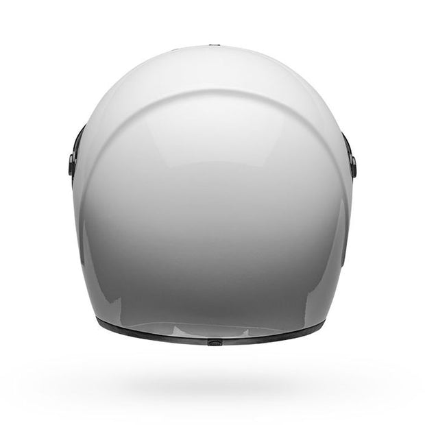 Bell Eliminator Gloss White Full Face Helmet
