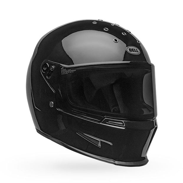 Bell Eliminator Gloss Black Full Face Helmet
