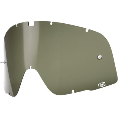 OLIVE GREEN DALLOZ LENS FOR 100% BARSTOW GOGGLES