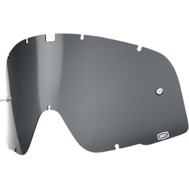 SMOKE DALLOZ LENS FOR 100% BARSTOW GOGGLES
