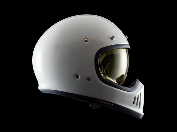 Shoei EX-Zero Full Face Helmet Off White