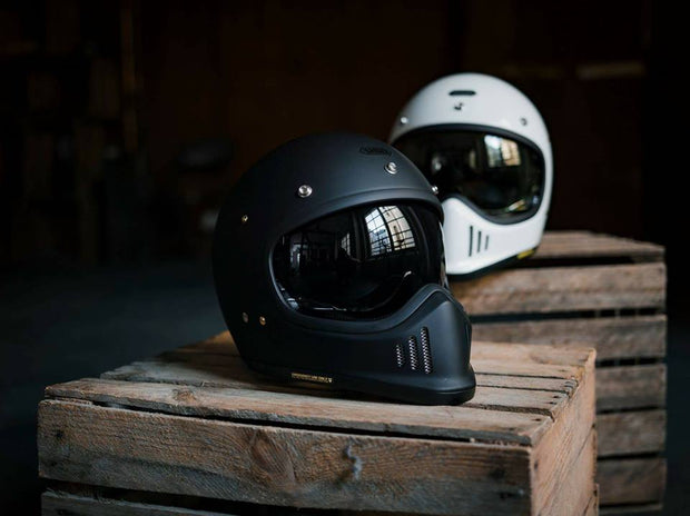 Shoei EX-Zero Full Face Helmet Equation TC-2