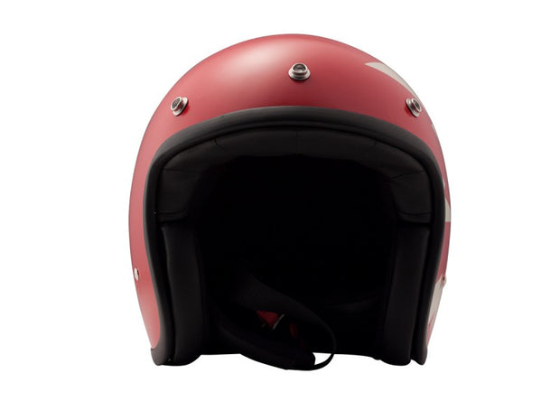 DMD Vintage Open Face Helmet Bang
