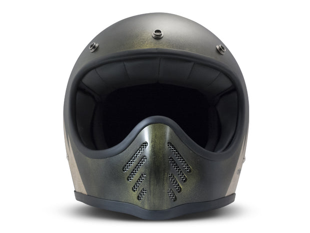 DMD Handmade Seventy Five Full Face Helmet Double