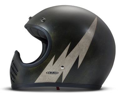 f896e3aa DMD Handmade Seventy Five Full Face Helmet Double