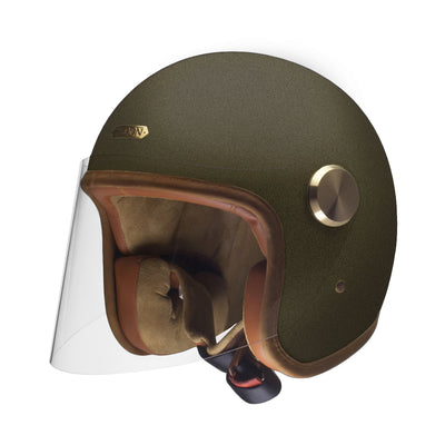 Hedon Epicurist Open Face Helmet Empire