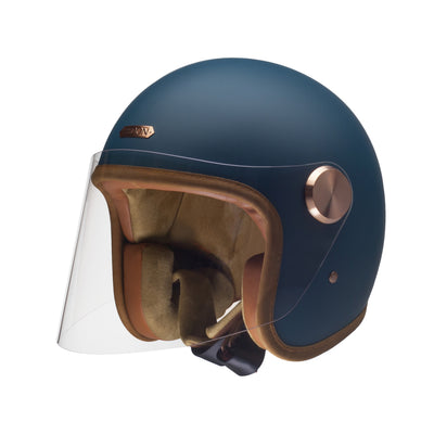 Hedon Epicurist Open Face Helmet Teal
