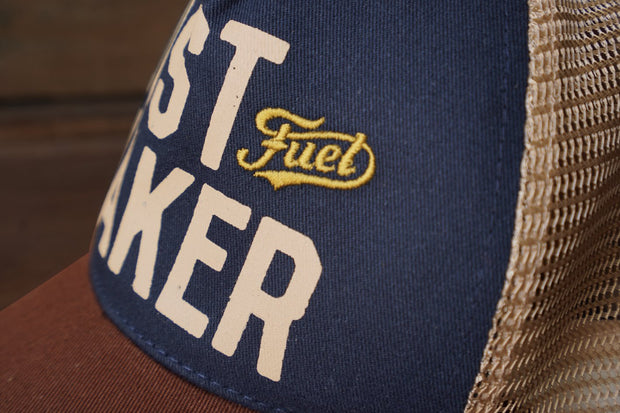 "FUEL CAP ""DUST MAKER"""